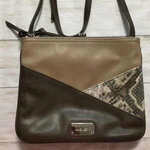 Nine West Crisscross Crossbody Purse